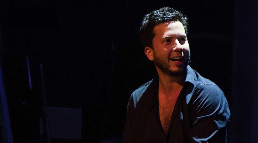 Flamenco Barcelona: Lucas Balbo