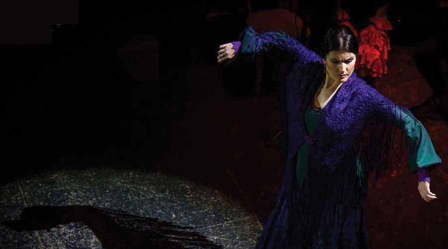 Flamenco Barcelona: Marina González