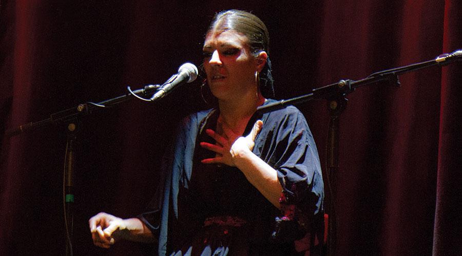 """Flamenco Barcelona: Mónica """"La Chicuela"""""""