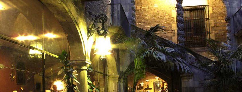 Palau Dalmases - Espectáculo de flamenco en Barcelona