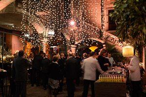 Espacio para bodas en Barcelona - Palau Dalmases 12