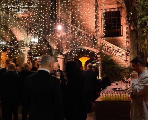 Espacio para bodas en Barcelona - Palau Dalmases 07