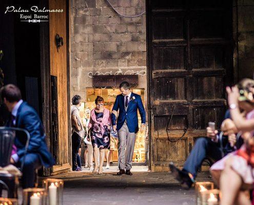 Espacio para bodas en Barcelona - Palau Dalmases 05