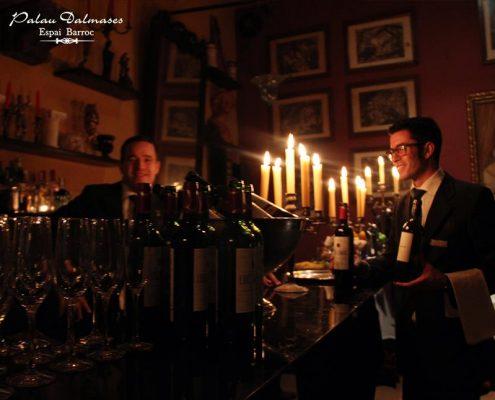 Espacio para bodas en Barcelona - Palau Dalmases 02