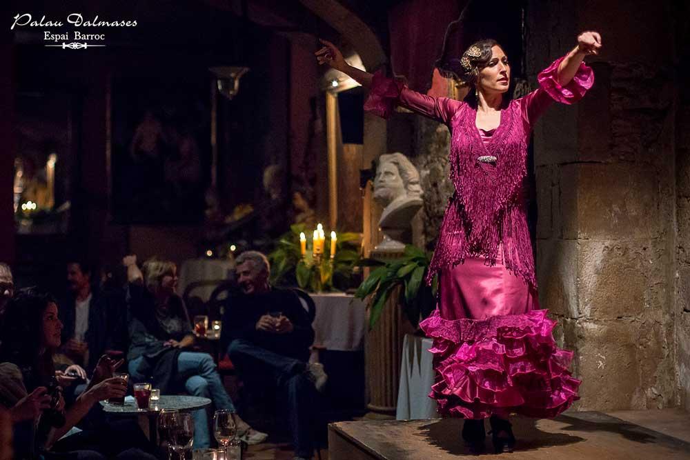 Los mejores conciertos de flamenco en Barcelona - Palau Dalmases 00