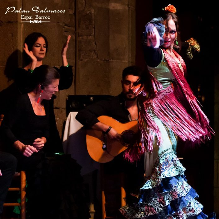Cante flamenco en Barcelona - Palau Dalmases 00