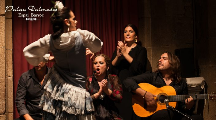 Mejor flamenco de Barcelona - Palau Dalmases 00