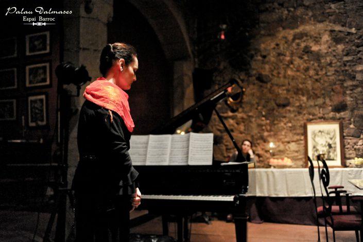 Espectáculo de Ópera en Barcelona - Palau Dalmases 00
