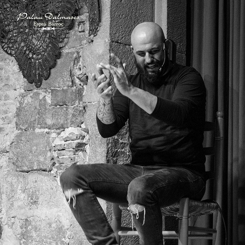 "Cantaor flamenco Jorge Mesa Valle ""El Pirata"""