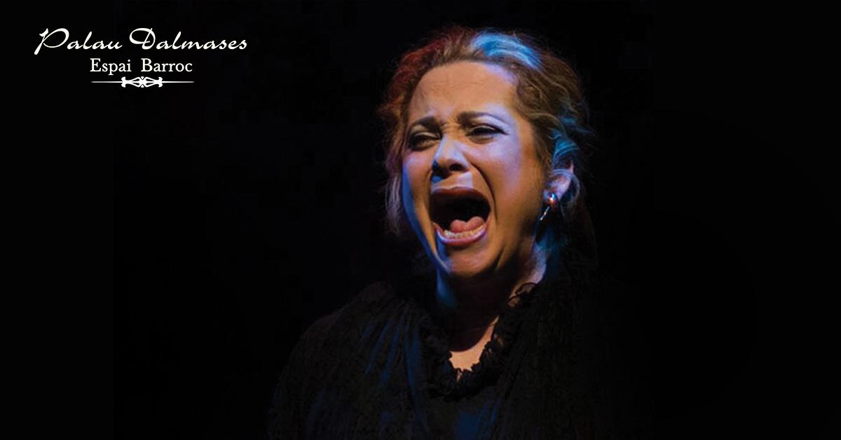Miriam Vallejo cantaora flamenco 00 | Blog | Palau Dalmases