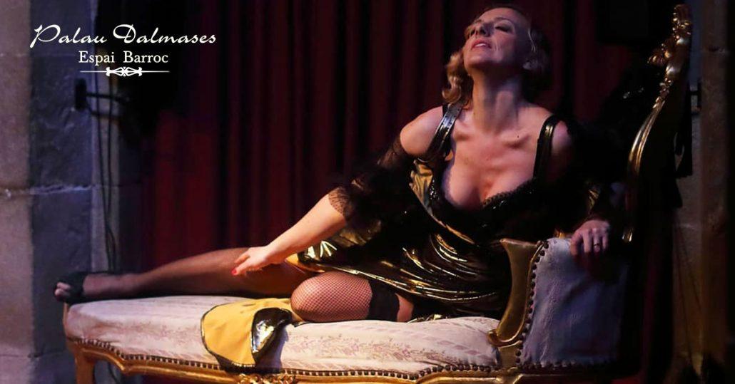 ópera en palau dalmases