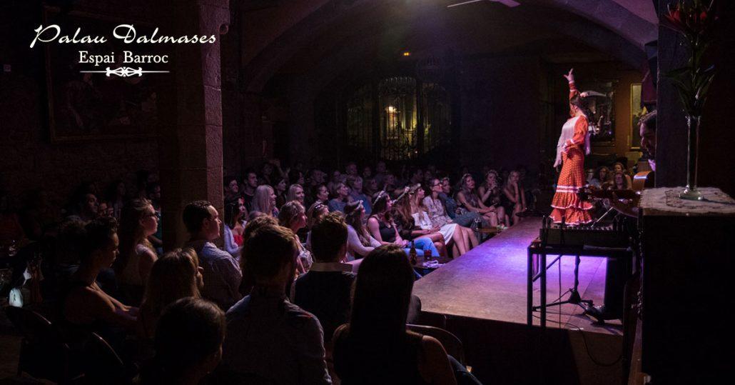 Flamenco en verano en Barcelona