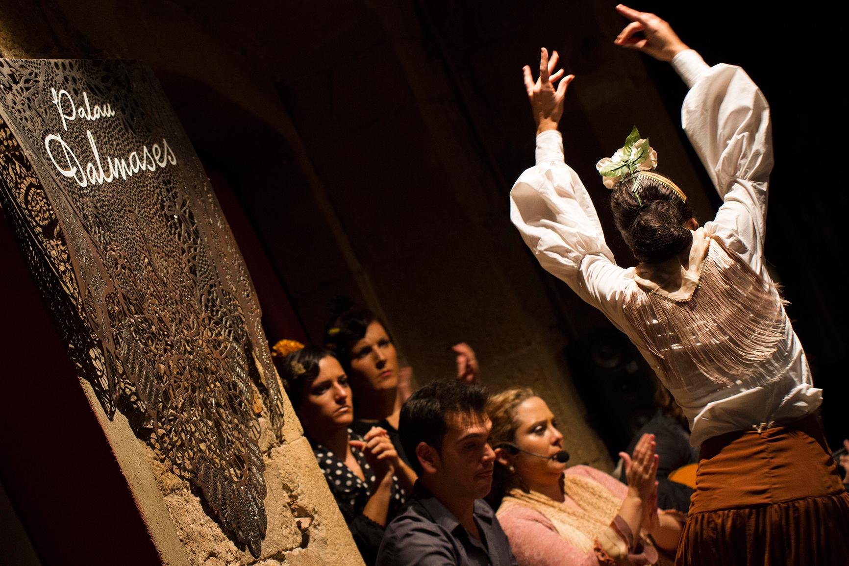 Entradas para conciertos de flamenco en Barcelona - Palau Dalmases 03