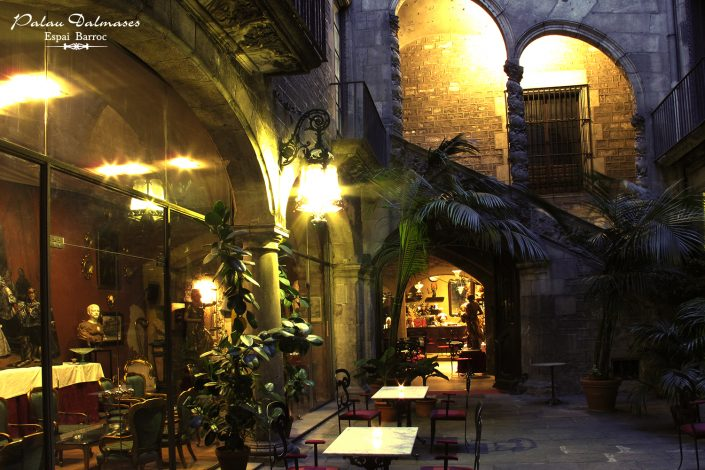 Eventos y espectáculos en Barcelona | Palau Dalmases