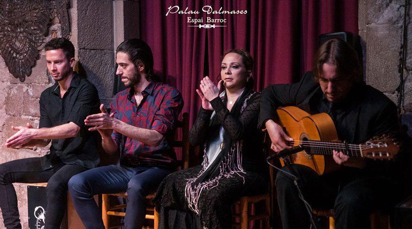 Cuadro Flamenco Palau Dalmases