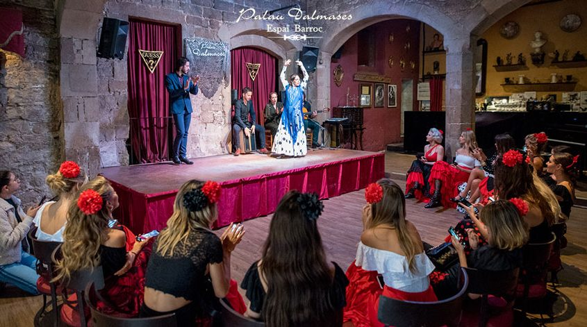 Tablao Flamenco Palau Dalmases