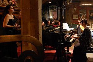 Conciertos de ópera en Barcelona - Palau Dalmases 01