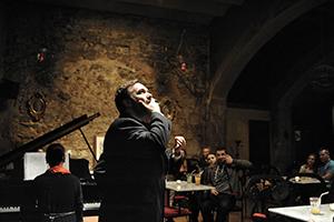 Concierto de ópera en Barcelona - Palau Dalmases 00