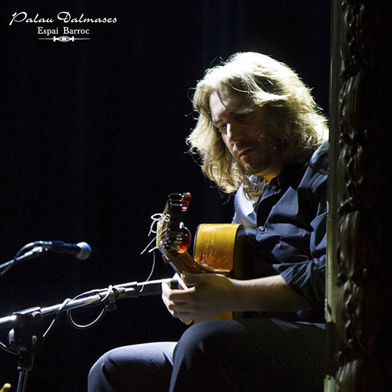 Guitarrista Francisco Díaz