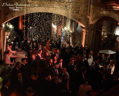 Espacio para bodas en Barcelona - Palau Dalmases 09