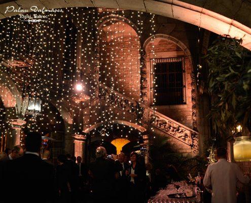 Espacio para bodas en Barcelona - Palau Dalmases 08