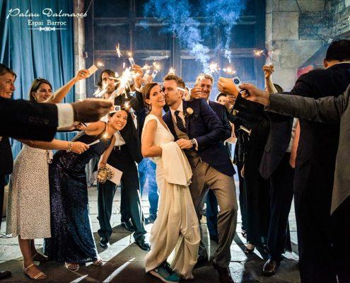 Espacio para bodas en Barcelona - Palau Dalmases 06