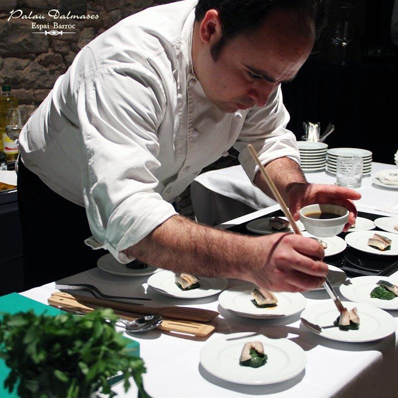 Eventos privados y gastronomía en Barcelona - Palau Dalmases 00