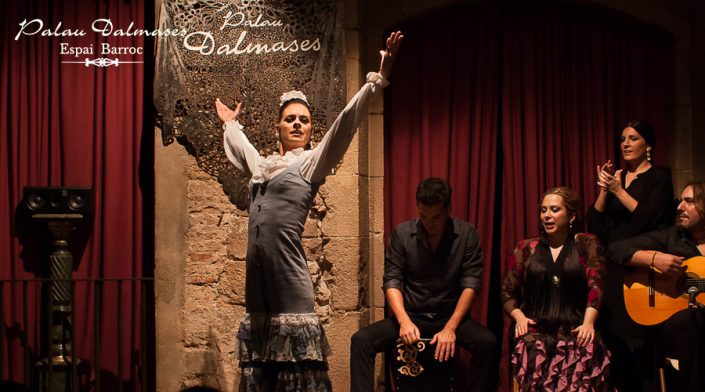 Local flamenco de Barcelona - Palau Dalmases 00