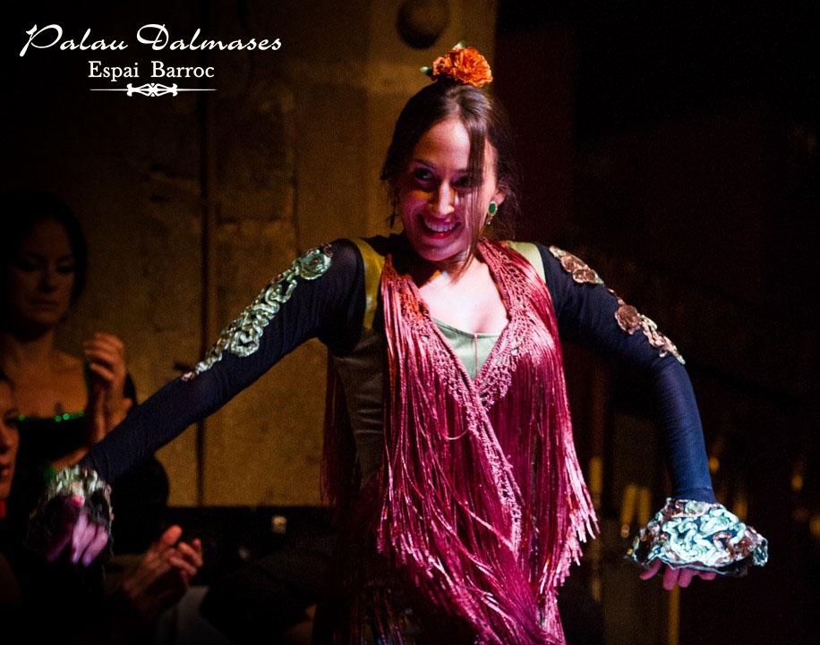 Palau Dalmases - Flamenco - Lorena Oliva - 2016-11