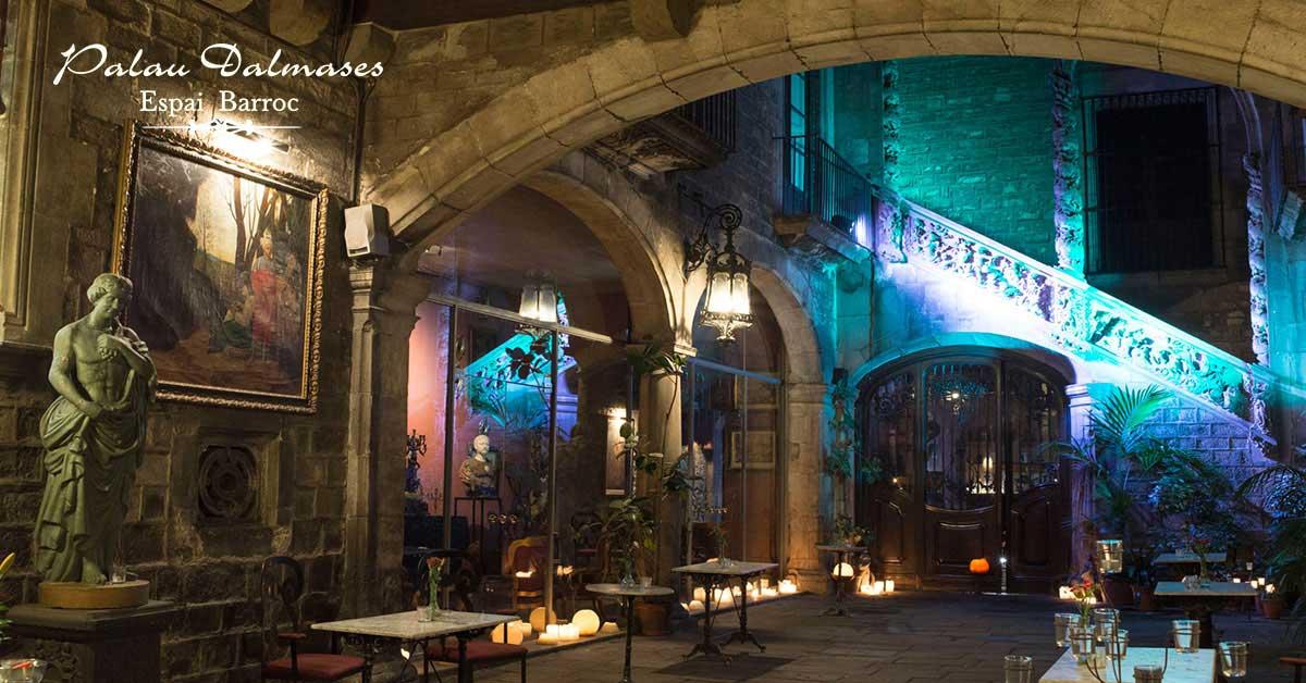 Flamenco en Barcelona, opera y jazz 00 | Palau Dalmases
