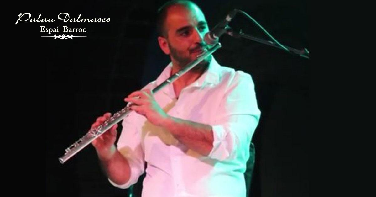 Músico flamenco Fran León | Blog | Palau Dalmases
