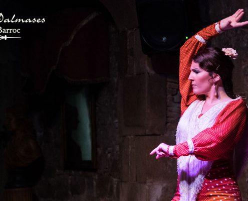 Bailaora flamenco Marina Gonzalez 00 | Blog Palau Dalmases