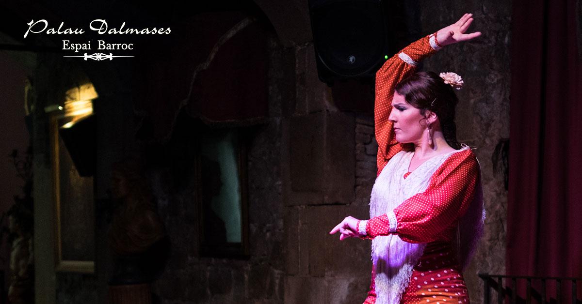 Flamenco dancer Marina Gonzalez 00 | Blog Palau Dalmases