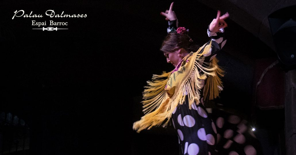 Flamenco Dancer Marina González I Palau Dalmases Barcelona