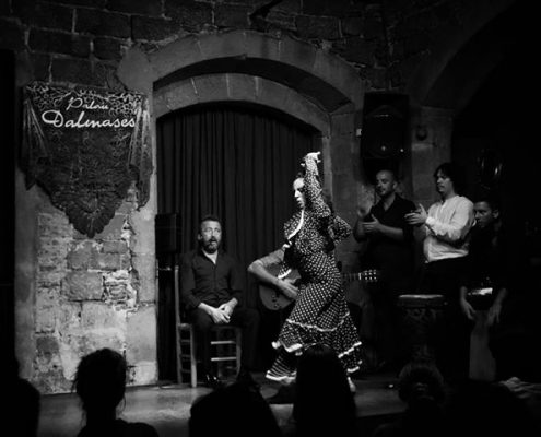 Flamenco en Palau Dalmases I Linda Marengo
