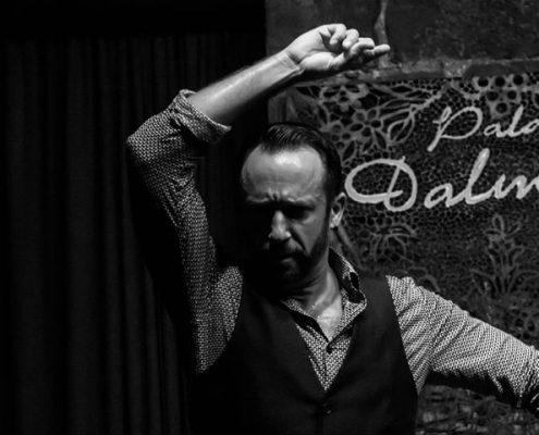 Flamenco en Palau Dalmases I Anashen Production