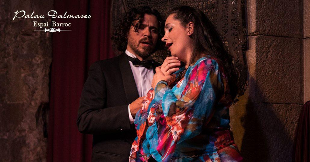 ópera en Barcelona I Palau Dalmases