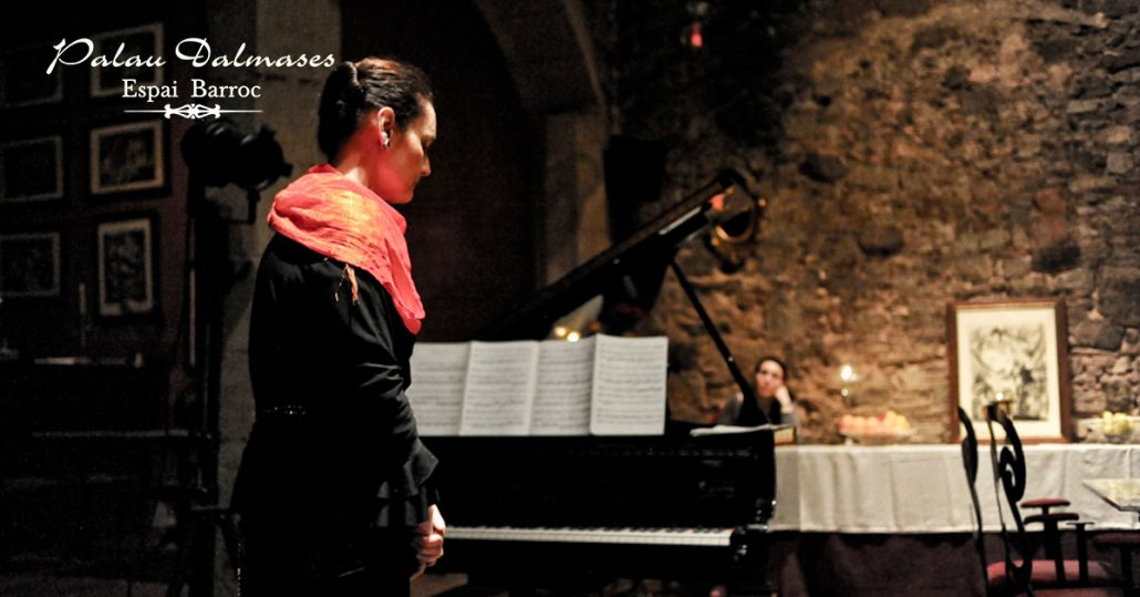 Horario ópera en Barcelona I Palau Dalmases