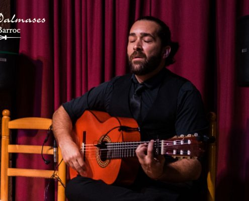 All about flamenco guitar