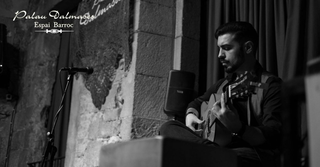 Guitarra flamenca I Palau Dalmases