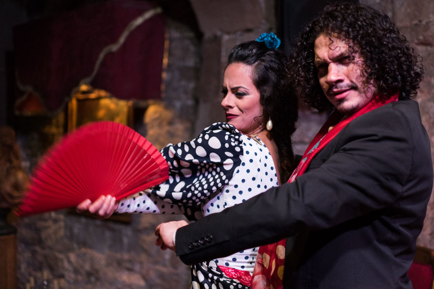 Palau Dalmases Tickets I Flamenco show in Barcelona