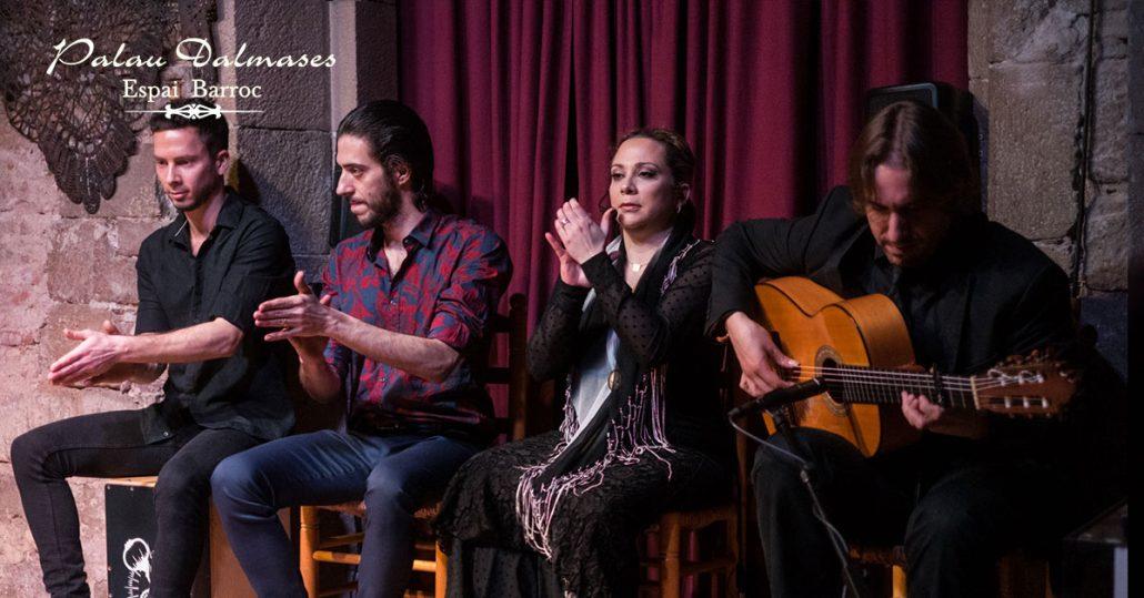 Por qué es típico el flamenco en Barcelona I Palau Dalmases Barcelona